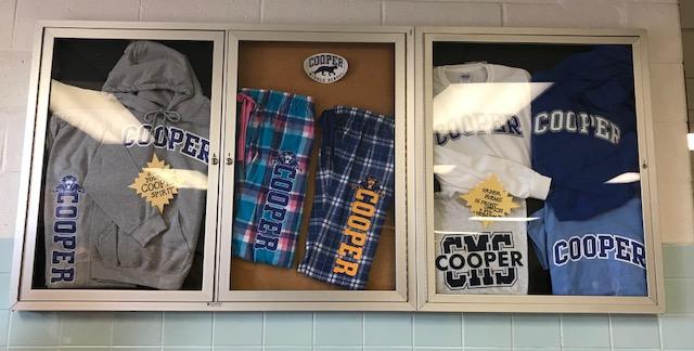 Cooper 2018-2019 Spiritwear